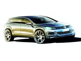 Volkswagen prý pracuje na Touaregu R... hybrid: titulní fotka