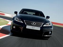 Paříž 2010: facelift i pro Lexus IS F: titulní fotka
