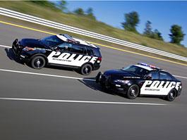 Ford Explorer Police Interceptor Utility: Novinka pro strážce zákona: titulní fotka