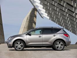 Nissan Murano vznikne i ve verzi kabiolet: titulní fotka