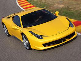Ferrari vyhlásilo recall na 458 Italia kvůli riziku požáru!: titulní fotka