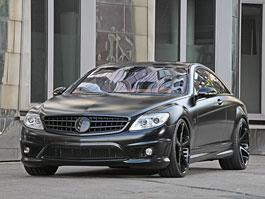 Mercedes CL65 AMG Black Edition: 670 koní od Anderson Germany: titulní fotka