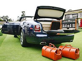 Rolls-Royce Phantom 60th Anniversary Special Edition: na počest Pebble Beach: titulní fotka