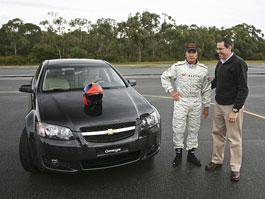 Chevrolet Omega Fittipaldi: Holden pro Brazílii: titulní fotka