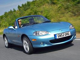 Mazda MX-5: 100 000 prodaných aut ve Velké Británii: titulní fotka