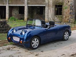 Norster 600R: Roadster inspirovaný britskou klasikou: titulní fotka