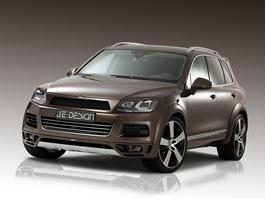 Volkswagen Touareg: v laskavé péči JE Design: titulní fotka