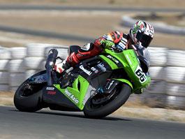 Kawasaki Ninja ZX-10R racing bike – oficiální fotografie: titulní fotka