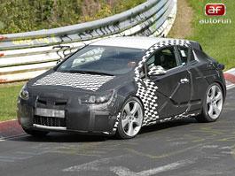 Spy Photos: Největší hot-hatch? Opel Astra OPC: titulní fotka