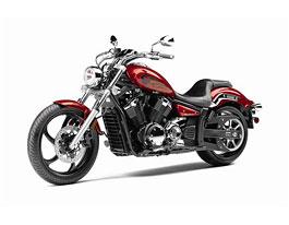 Yamaha Stryker 1300 - nový custom bike pro rok 2011: titulní fotka