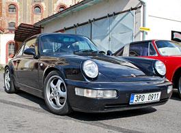Porsche Classic Festival 2010: Fotogalerie ze 17. ročníku: titulní fotka