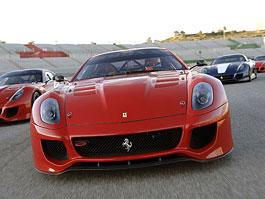 Ferrari 599XX: Massa za volantem (+video): titulní fotka