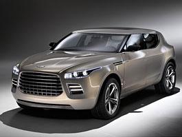 Aston Martin (díkybohu) zahodil projekt Lagonda: titulní fotka