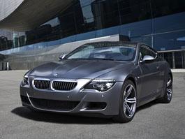 BMW M6: výroba definitivně ukončena: titulní fotka
