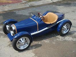 Harrington Group: Bugatti, Porsche a další klasici nejen pro děti: titulní fotka