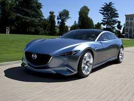Mazda Shinari: velká fotogalerie: titulní fotka