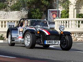 Caterham Roadsport 125 Monaco: Pocta původnímu Sevenu: titulní fotka