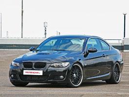 BMW 335i Black Scorpion: 406 koní od MR Car Design: titulní fotka