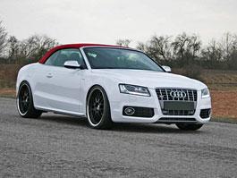 Audi S5 Cabriolet: 375 koní od HS Motorsport: titulní fotka