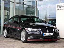 Značka BMW Alpina na českém trhu: titulní fotka