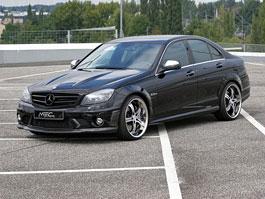 MEC Design: tuning pro Mercedes C63 AMG Performance Package Plus: titulní fotka