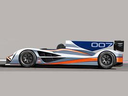 Aston Martin pro Le Mans: první oficiální obrázek: titulní fotka