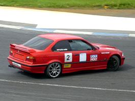 Czech Drift Series 2010 Sosnová: fotogalerie ze závěrečného závodu: titulní fotka
