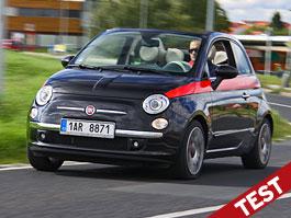 Test: Fiat 500C: Citová investice: titulní fotka