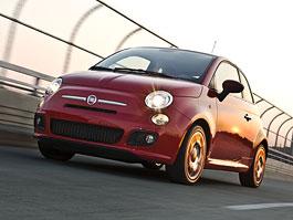 Fiat 500 Sport: rychlá pětistovka pro USA: titulní fotka