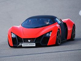 Marussia B2: ruský supersport jde do výroby: titulní fotka