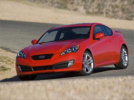 Hyundai Genesis Coupe: v Evropě ještě letos: titulní fotka