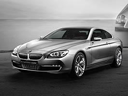 BMW 6 Coupé: Nová šestka nejprve jako koncept: titulní fotka