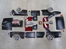Bentley Heritage Roadshow: Prodejní výstava náhradních dílů: titulní fotka