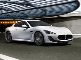 Paříž 2010: GranTurismo MC Stradale – to nejsportovnější od Maserati: titulní fotka