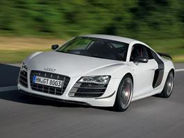 Paříž 2010: Audi R8 GT - nové fotografie: titulní fotka