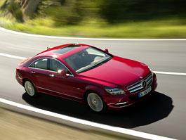 Mercedes-Benz CLS: (trošku) podrobnější informace a ceny: titulní fotka