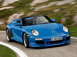 Porsche 911 Speedster: Návrat slavného jména v limitované sérii: titulní fotka