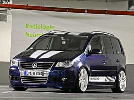 Volkswagen Touran: Body kit od MR Car Design: titulní fotka