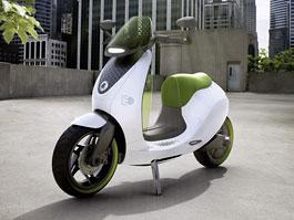 Smart escooter: Dvě kola a elektromotor: titulní fotka