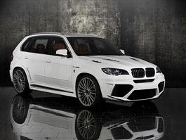 Mansory se pouští do BMW a první je X5: titulní fotka