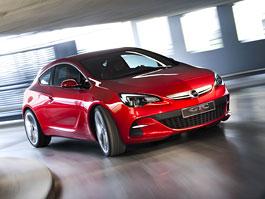 Opel Astra GTC Paris: velká fotogalerie a podrobnější info: titulní fotka