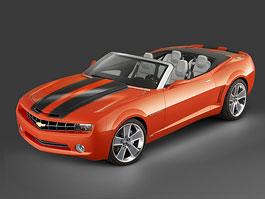 Druhý vyrobený Chevrolet Camaro Convertible jde dnes do aukce: titulní fotka