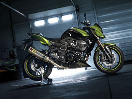 Kawasaki Z750R - oficiální foto a video: titulní fotka