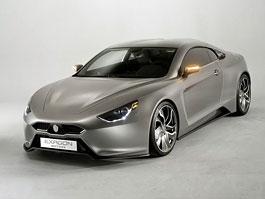 Paříž 2010: Exagon Motors Furtive e-GT - další bateriový sporťák: titulní fotka