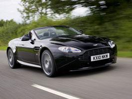 Paříž 2010: Aston Martin V8 Vantage N420 - limitka z Gaydonu: titulní fotka