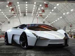 Lamborghini Indomable: býčí koncept pro nedočkavé: titulní fotka
