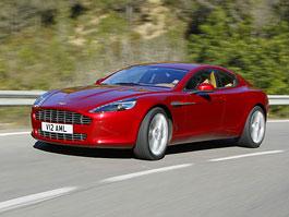 """Aston Martin: nejvíce """"cool"""" značka v Británii: titulní fotka"""