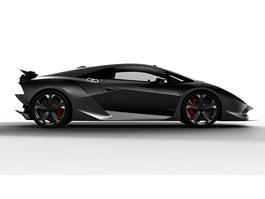 Paříž 2010: Lamborghini Sesto Elemento: titulní fotka