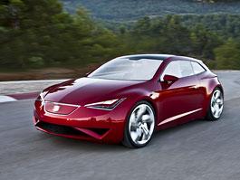 SEAT IBE: Evoluce studie sportovního elektromobilu: titulní fotka