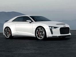 Paříž 2010: Audi quattro concept: titulní fotka